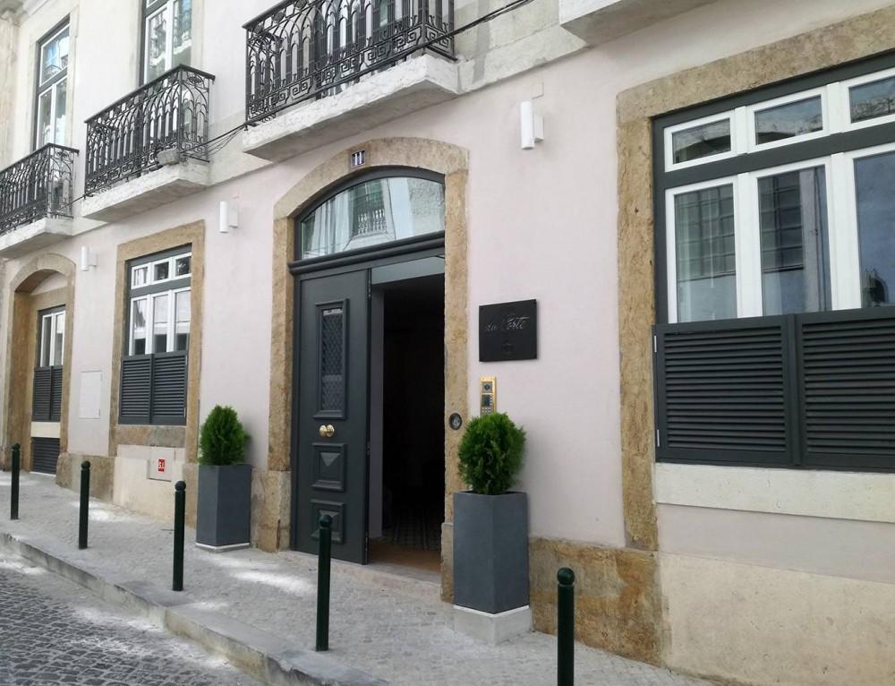 ALMARIA – Edifício da Corte Lisboa – Hoteis